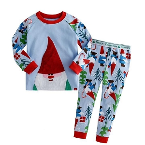 Youth Santa Pajamas