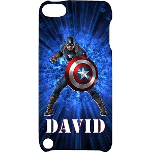 Superhero iPod Touch 5 Case