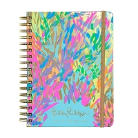 Lilly Pulitzer Large Agenda Sparkling Sands